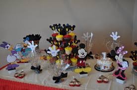 mickey mouse kids table mickey mouse clubhouse birthday party ideas tx scrapper mom