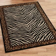 Animal Area Rugs Round Animal Print Rug Rug Designs