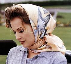 4 fun ways to tie a head scarf scarves change and creative