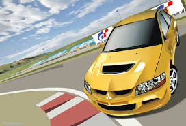 mitsubishi evo drawing mitsubishi evo viii drawing by thomasparker on deviantart