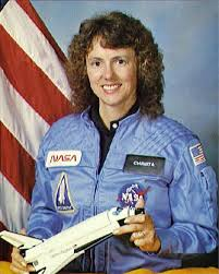 space shuttle astronaut christa mcauliffe space shuttle challenger teacher