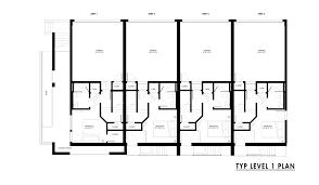 row house floor plans bangalore