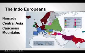 Indo European Language Map by The Indo Europeans Youtube