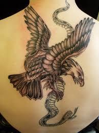 30 awesome eagle tattoo designs