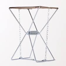 best made co waxed canvas camp stool modern farmer