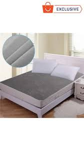 buy jbg home store superior quality waterproof double bed mattress