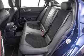 alfa romeo giulia interior alfa romeo giulia is the 2018 motor trend car of the year motor