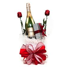 anniversary gift baskets chagne gift basket