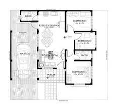 Small Single Story House Plans Small House Design 2015012 Pinoy Eplans Modern House Designs