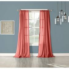 fresh coral bedroom curtains and best 25 coral curtains ideas on