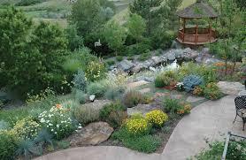 the basics of xeriscape landscaping american nurseryman