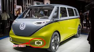 electric volkswagen van news low price 2018 volkswagen i d buzz concept youtube