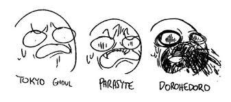 Horror Face Meme - horror anime cartoons anime anime cartoons anime memes