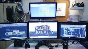 full set professional high end workstation for 3d cad rendering