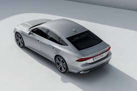 audi a7 2019 audi a7 sportback bows in with new design and lots of tech