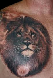 chest lion tattoo designs for men tattoo love