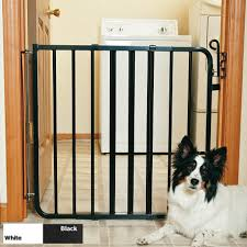 Baby Gate For Banister And Wall Pet Gates Auto Lock Dog Wall Mounted Gate System At Drs Foster
