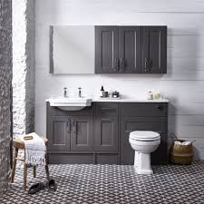 fitted bathroom ideas burford mercury fitted bathroom furniture roper home