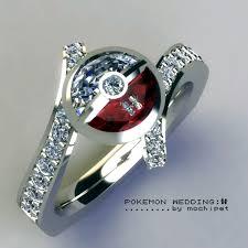 anime wedding ring wedding mochipet