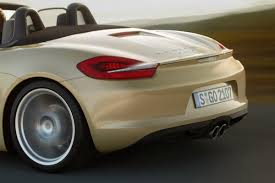 Porsche Boxster Base - all new 2013 porsche boxster gets aluminium body and a pair of
