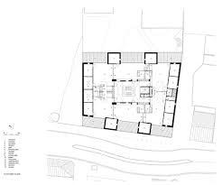 Floor Plan For Daycare Nursery U201cpluchke U201d Ukkel Zampone Architectuur Archdaily