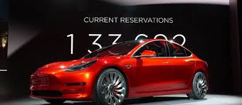 tesla u0027s model 3 release price u0026 spec e car club