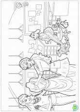 barbie fashion fairytale printable coloring pages quality