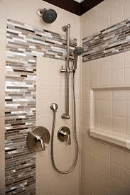 shower stunning barrier free shower base 5 bathroom remodeling