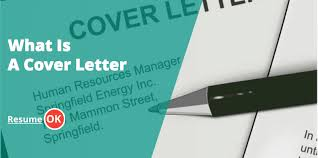 what is a cover letter and how to write one