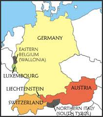 belgium language map german language german culture learn german speak german