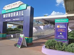 Disney World Monorail Map by Mouseplanet Walt Disney World Resort Update By Marie Rossiter