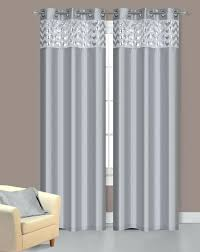 Silver Sparkle Shower Curtain Silver Glitter Curtains U2013 Teawing Co