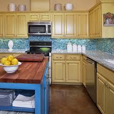 paint ideas for kitchen with blue countertops 75 blue backsplash ideas navy aqua royal or coastal