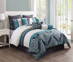 Gray Bed Set Bed Comforters Gray Bed Set Grey Green Bedding Mint Green