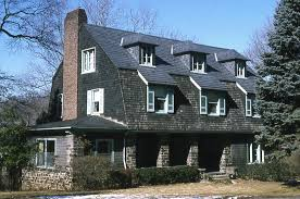 Classic Colonial Homes by Interesting Dormers Turn Of The Century Classic Gambrel Dutch