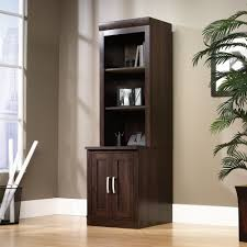 Sauder Cherry Bookcase by Office Port Library Base 408365 Sauder
