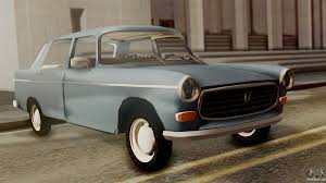 peugeot 404 coupe peugeot 404 for gta san andreas
