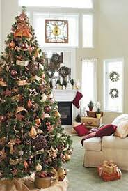 fashioned christmas tree astounding fashioned christmas tree decorating ideas wondrous