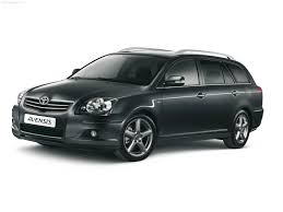 toyota wagon toyota avensis wagon 2007 pictures information u0026 specs