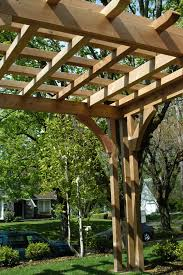 Large Pergola Designs by Pergolas Patio Covers And Gazebos Add Shelter And Function To