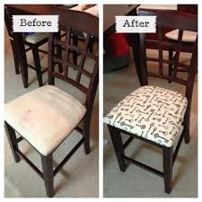 dining table chair reupholstering attractive dining room chair reupholstering within reupholster