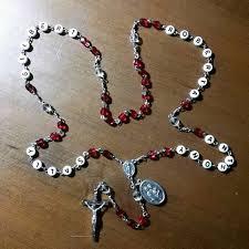 custom rosary family name custom rosary s rosary grandmother s rosary