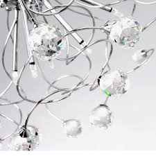 Where To Buy Cheap Chandeliers by Lightinthebox Modern Crystal Chandelier With 11 Lights Chrom