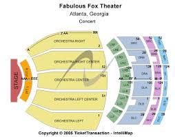 fox theater floor plan fox theater atlanta ga seating chart brokeasshome com