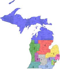 Map Of Lower Michigan by Republicans Rigged The House Through Gerrymandering Democrats Can