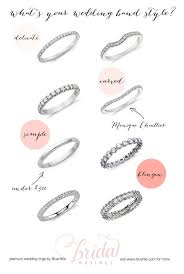 different types of wedding bands wedding ring types best 25 wedding band styles ideas on