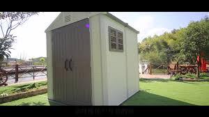 outdoor cheap garden sheds uk grey plastic shed small garden