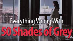 Shades Of Gray Everything Wrong With Fifty Shades Of Grey In 18 Minutes Or Less