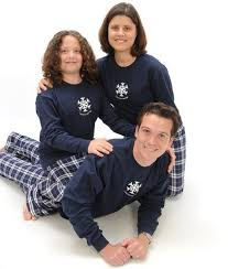 family matching pajamas pajamas for the whole family footsteps