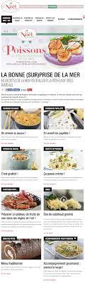 cuisine az noel magazine cuisine az la bonne sur prise de la mer camille seewald